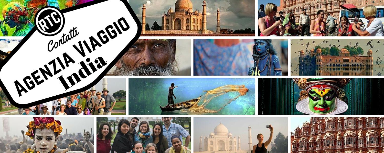 Contatti Agenzia Viaggio india