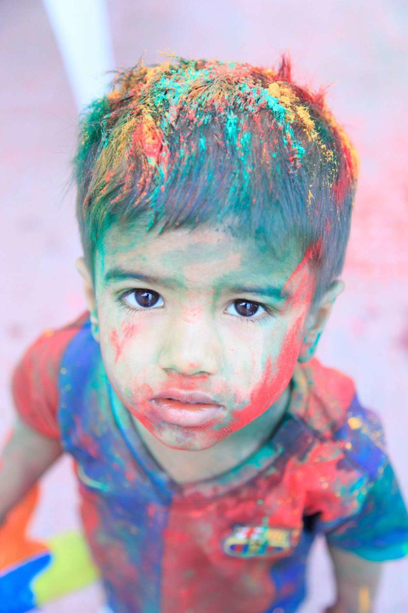 India del Nord - La Festa dei Colori India Holi