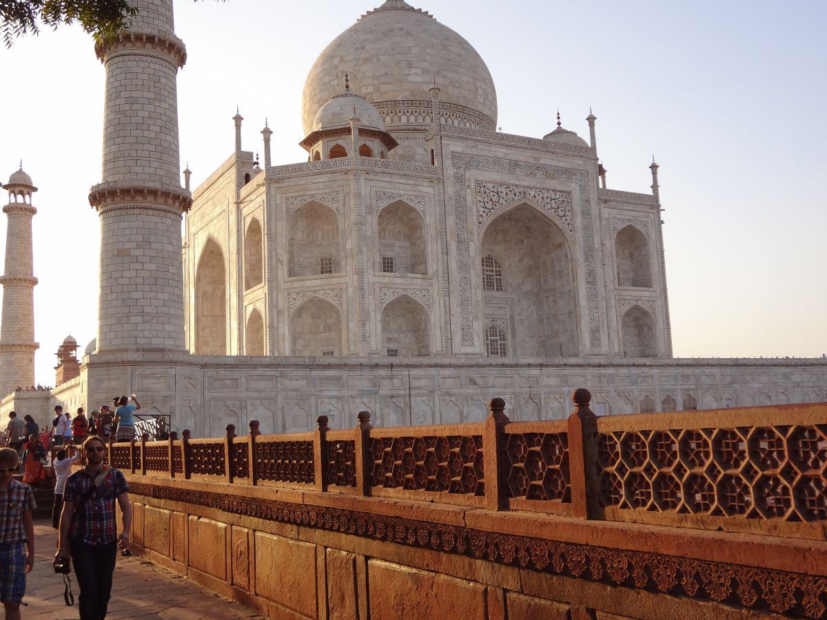 India del Nord - Taj Mahal