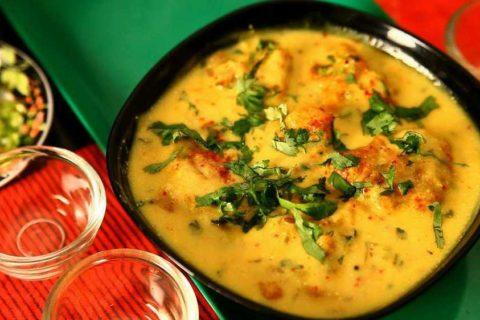 cibo famoso delizioso dal rajasthan