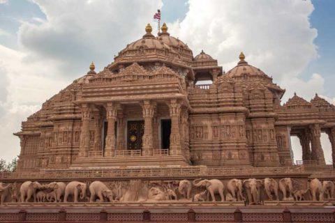 templi famosi in India