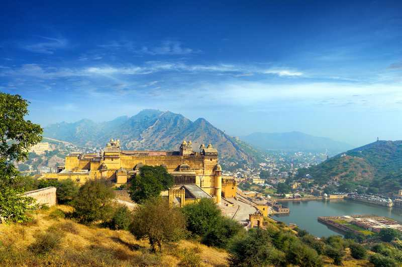 india rajasthan viaggio