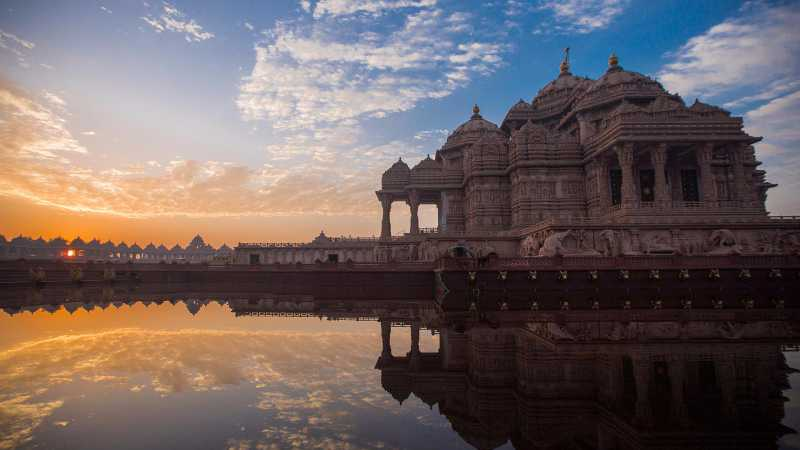 posti da vedere in india