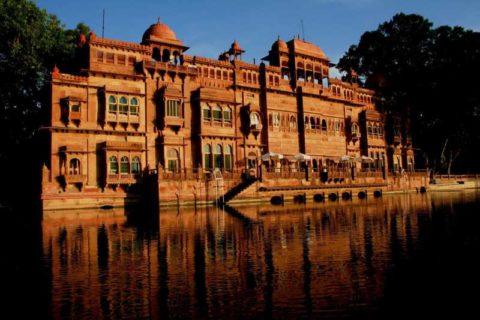 viaggio rajasthan india