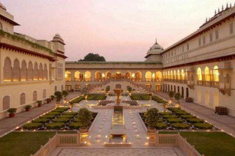 diario di viaggio india