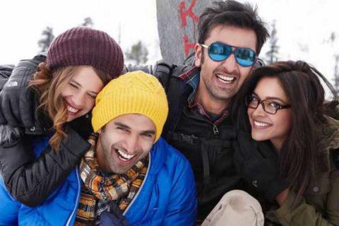 india in film viaggio