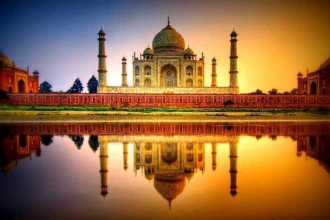 vorrei andare in india