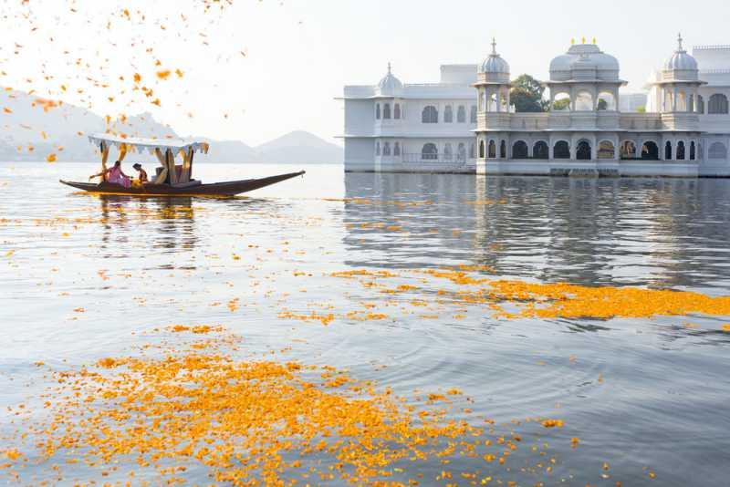 andare in india da sola