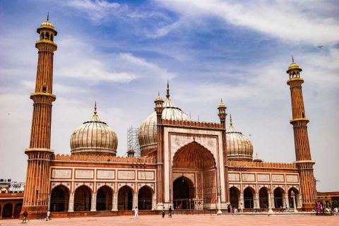 monumenti a delhi
