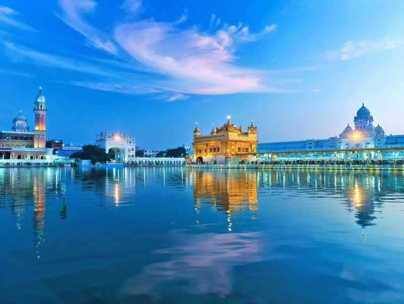 viaggio spirituale in india organizzato