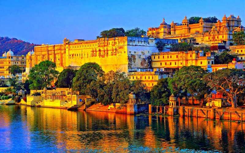destinazioni romantiche in india