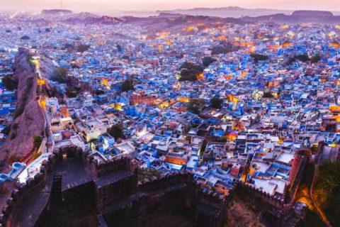 deve vedere la destinazione in india