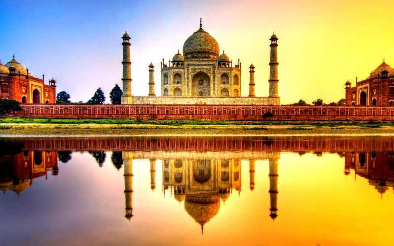 india da posti visitare
