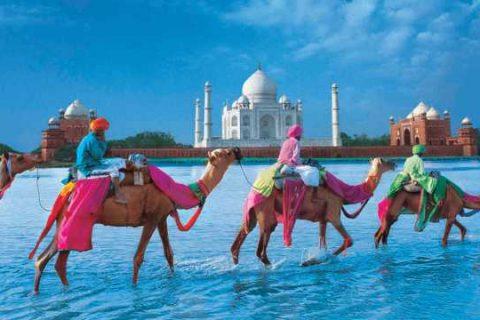 paesaggi naturali in india