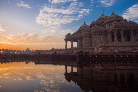 religiosi luoghi in india