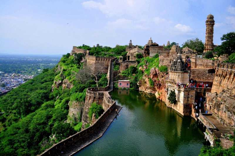 deve vedere forti e palazzi nel rajasthan