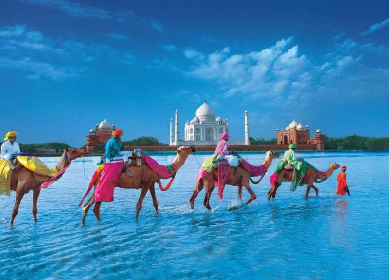 laghi famosi in india