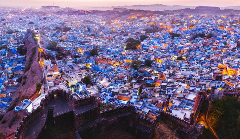 luoghi di nozze in india