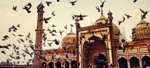spot fotografici a delhi