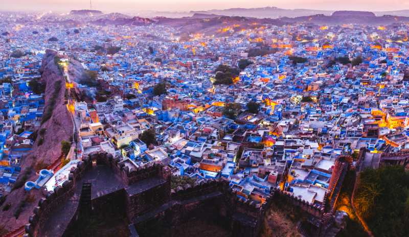 guida di viaggio di jodhpur