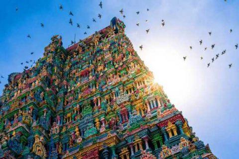 guida turistica del sud dell india
