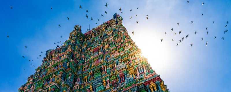 luoghi da visitare nel tamil nadu