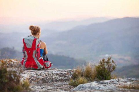 viaggiatori solitari donne in india