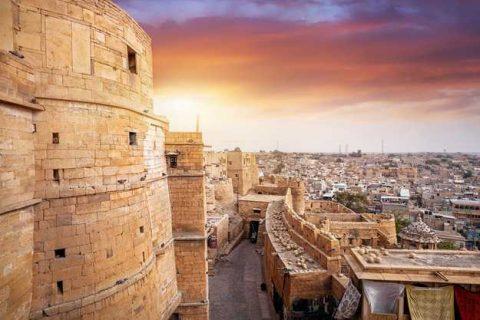 viaggio a jaisalmer