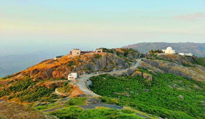 attrazione turistica nel monte abu