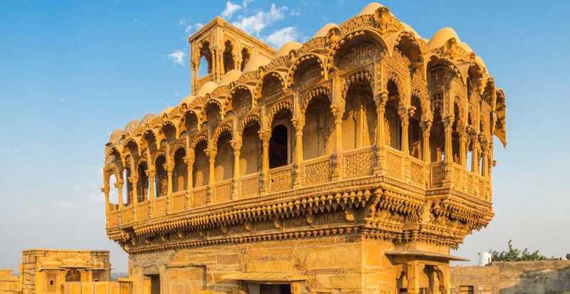 forti e palazzi del madhya pradesh