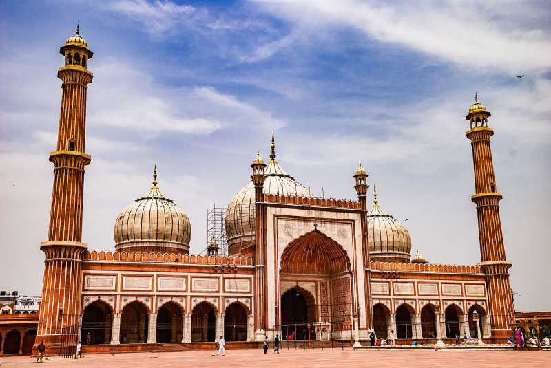 luoghi turistici da visitare a delhi