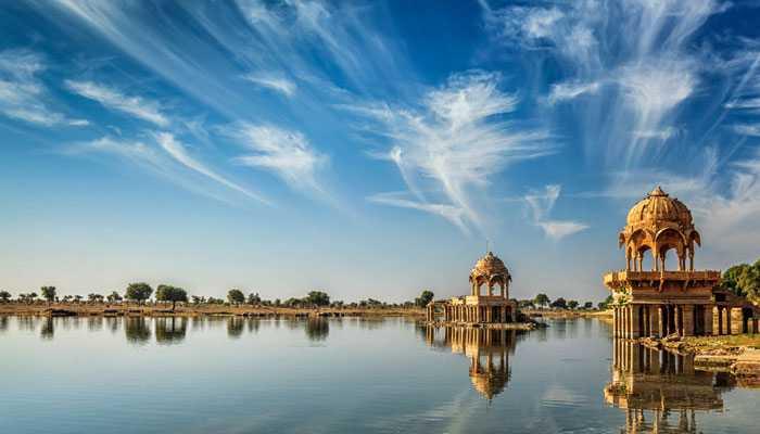 destinazione per la luna di miele in india