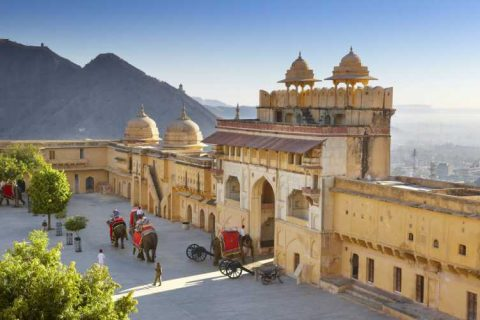 luna di miele vicino a jaipur