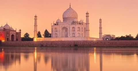 luoghi da vedere sunrise in india