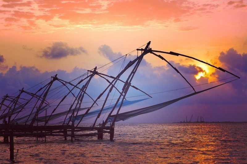 luoghi da vedere tramonti in india