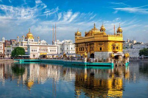 luoghi di pellegrinaggio in india