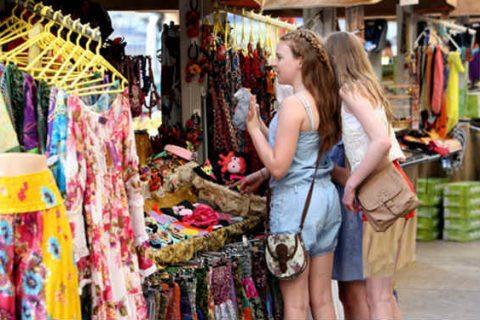 mercati colorati in rajasthan
