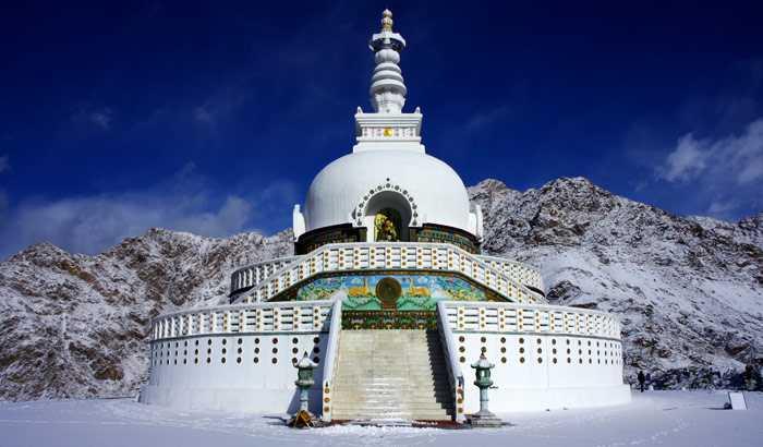 vedi nevicate in india
