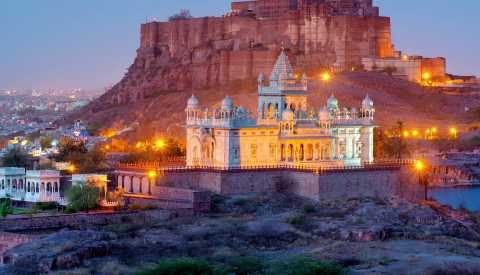 luoghi da visitare a kumbhalgarh