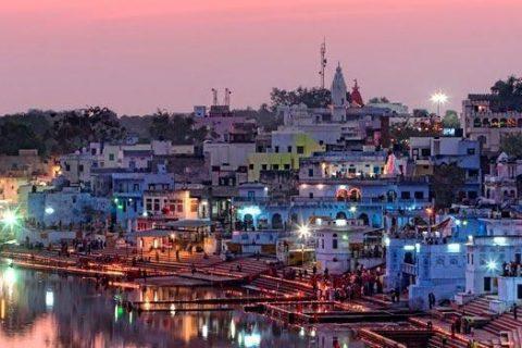 luoghi più colorati in india