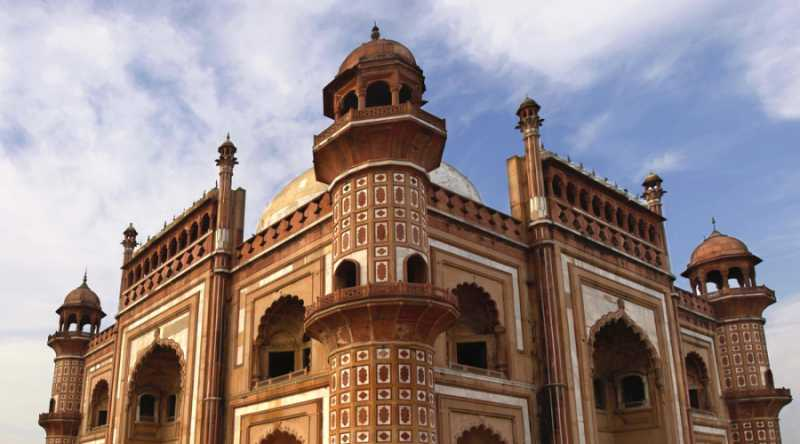 palazzi e fortezze in india