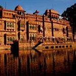 palazzo da visitare in india