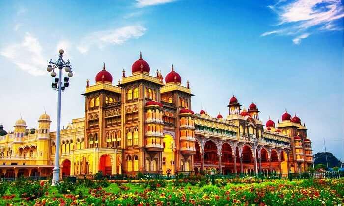 splendidi palazzi indiani