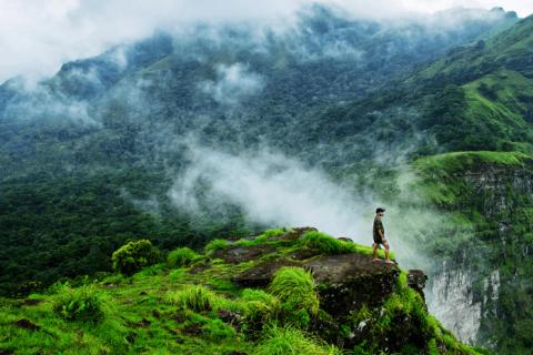 destinazione del viaggio dei monsoni in india