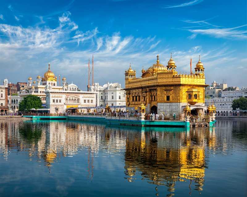 i migliori templi dell india
