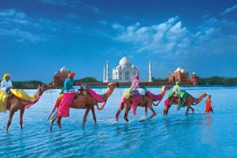 luoghi da visitare con gli amici in india