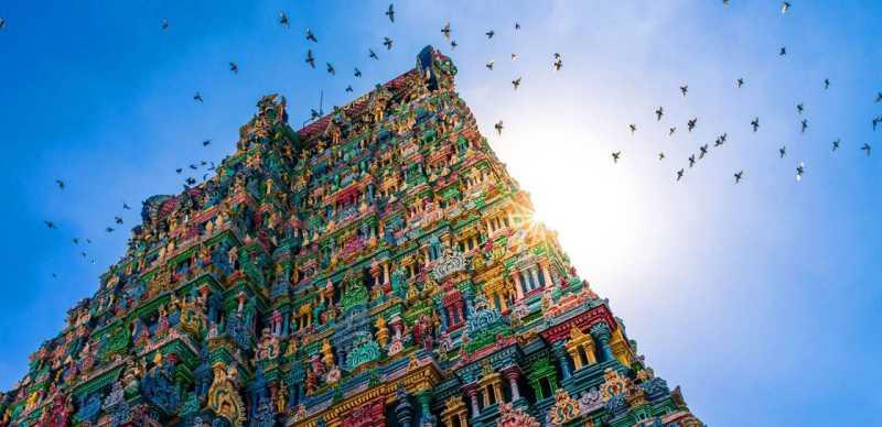 templi indiani del sud