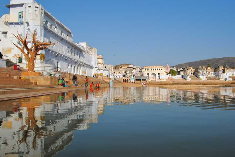 luoghi da visitare a pushkar